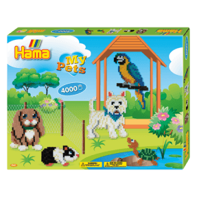 Hama Midi Gaveæske - My Pets
