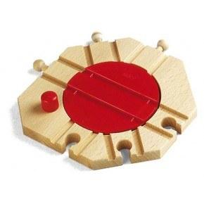 BRIO Mekanisk drejeskive Legetøj
