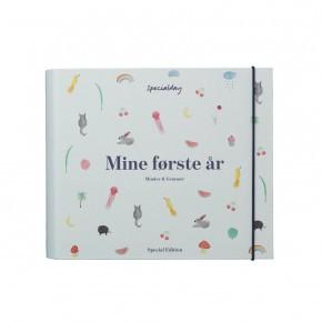 Specialday Mine første år - Special Edition - album blå