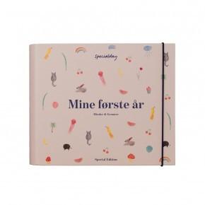 Specialday Mine første år - Special Edition - album rosa