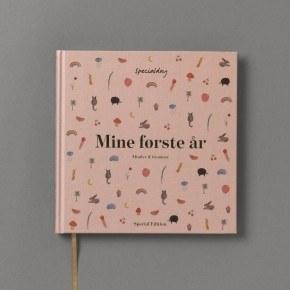 Specialday - Mine Først År Pige, Special Edition