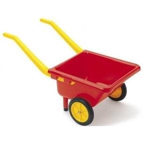 Dantoy trillebør med gummihjul