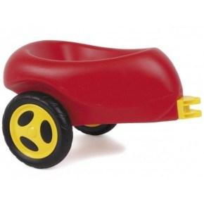 Dantoy anhænger m. plastikhjul