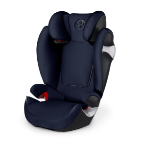 Cybex Solution M Autostol - Midnight Blue (Til sele montering)