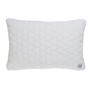 GUBINI Quilted pude betræk 40x60 cm - Quilt Star Mint Pude