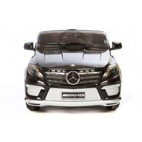 Ride Ons Mercedes ML 63 - Black - Med fjernbetjening.