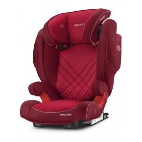 Monza Nova 2 Seatfix, Indy Red Autostol - DEMO MODEL