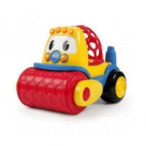 OBALL Oball Tromle bil Babylegetøj