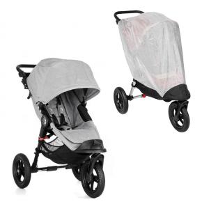 Baby Jogger City Elite Single - Slate + Insektnet