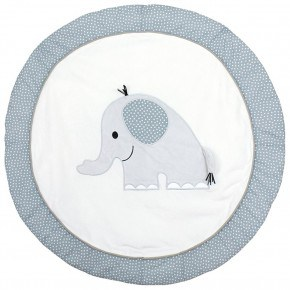 JaBaDaBaDo Gulvtæppe - Elefant