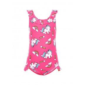 Name It PONY ANN badedragt - pink