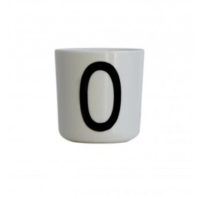 Design letters - AJ melamin - O Kop