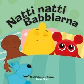 Teddykompaniet Babblarna Natti Natti Babblarna Bog