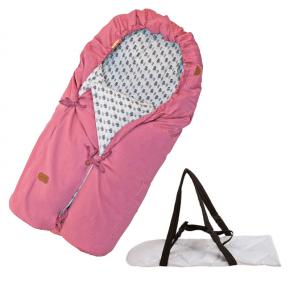 Voksi Classic+ med bæreplade - Pale Pink