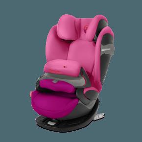Cybex Pallas S-fix Autostol - Passion Pink