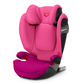 Cybex Solution S-Fix - Passion Pink