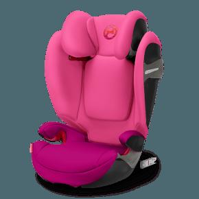 Cybex Solution S-Fix Autostol - Passion Pink