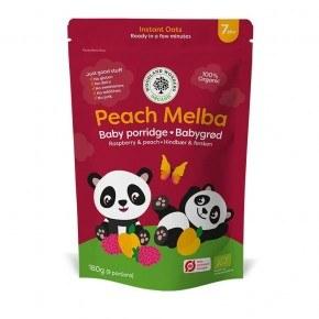 Woodland Wonders - Peach Melba, 180 G. Øko Babymad
