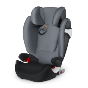 Cybex Solution M-Fix Autostol - Pepper Black