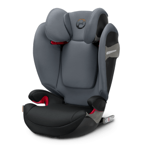 Cybex Solution S-Fix Autostol - Pepper Black