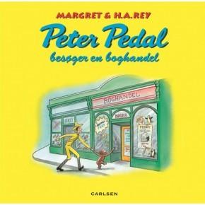 Carlsen Peter Pedal besøger en boghandel