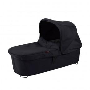 Phil & Teds Dash Snug Carrycot - Black