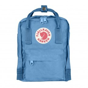 Fjällräven Mini Kånken rygsæk - Air Blue