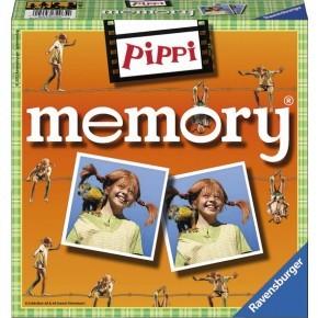 Ravensburger - Pippi Langstrømpe memoryspil