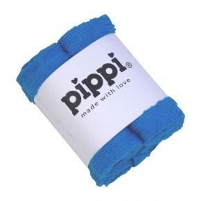 Turquise 4-pak vaskeklude - Pippi