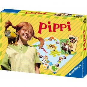 Ravensburger - Pippi spillet