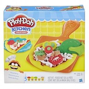 Play-Doh Modellervoks Pizzasæt