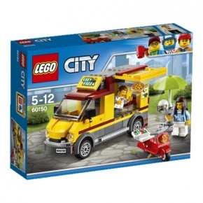 LEGO City - Pizzavogn