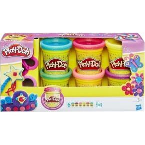 Play-Doh Glitter modellervoks