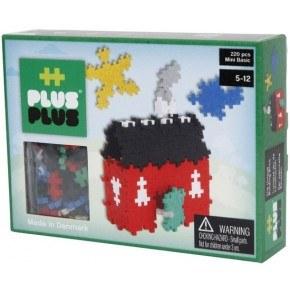 Hus byggeklodser Mini - Plus Plus