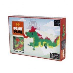 Dragon byggeklodser Mini - Plus Plus