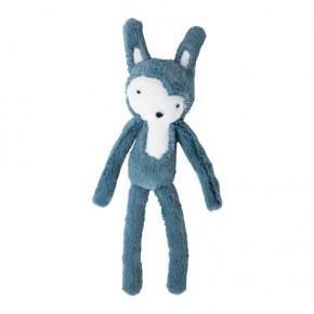 Sebra Plysdyr kanin - Cloud blue Bamse