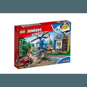 LEGO JUNIORS - Politijagt i Bjergene - 10751