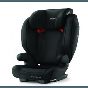Recaro Monza Nova Evo, Autostol med isofix - Performance Black