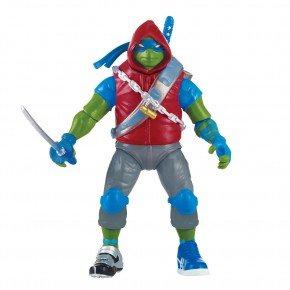 Turtles - Leonardo i forklædning Plastfigur