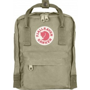 Fjällräven Mini Kånken Rygsæk - Putty