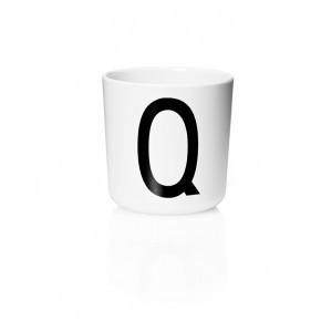 Design Letters - AJ melamin - Q Kop