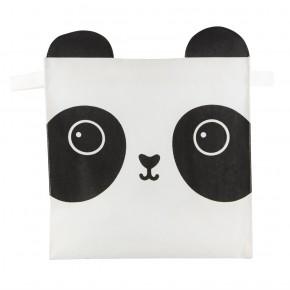 Sass & Belle Panda Opbevaringskurv
