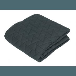 Gubini Quilt Star Baby Överkast 120 x 120 cm - Anthracite