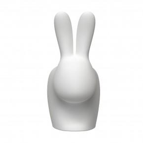 Qeeboo XL Kanin stol med lys - Hvid