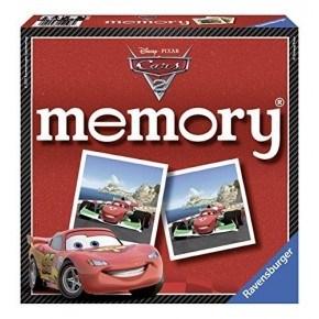 Ravensburger - Cars 2 memoryspil