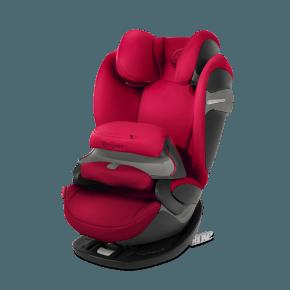 Cybex Pallas S-fix Autostol - Rebel Red