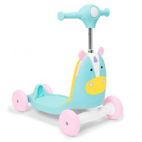 Skip Hop Zoo RideOn Toy 3i1 - enhjørning