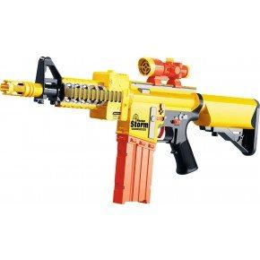 Air Blaster Soft bullet riffel med 20 pile - Photon Storm