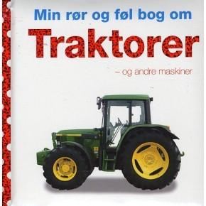 Carlsen Min rør og føl bog om traktor