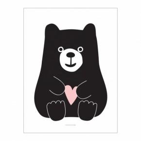 Roommate - Bear Hug plakat